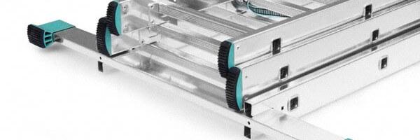 Drabina aluminiowa uniwersalna Alve Eurostyl