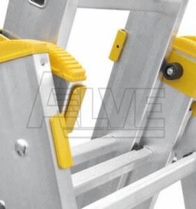Drabina aluminiowa profesjonalna forte