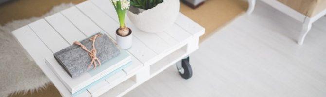 Stół w domu